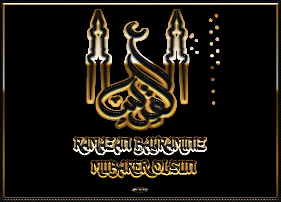 Ramazan Bayramı Grafik E Kart 2
