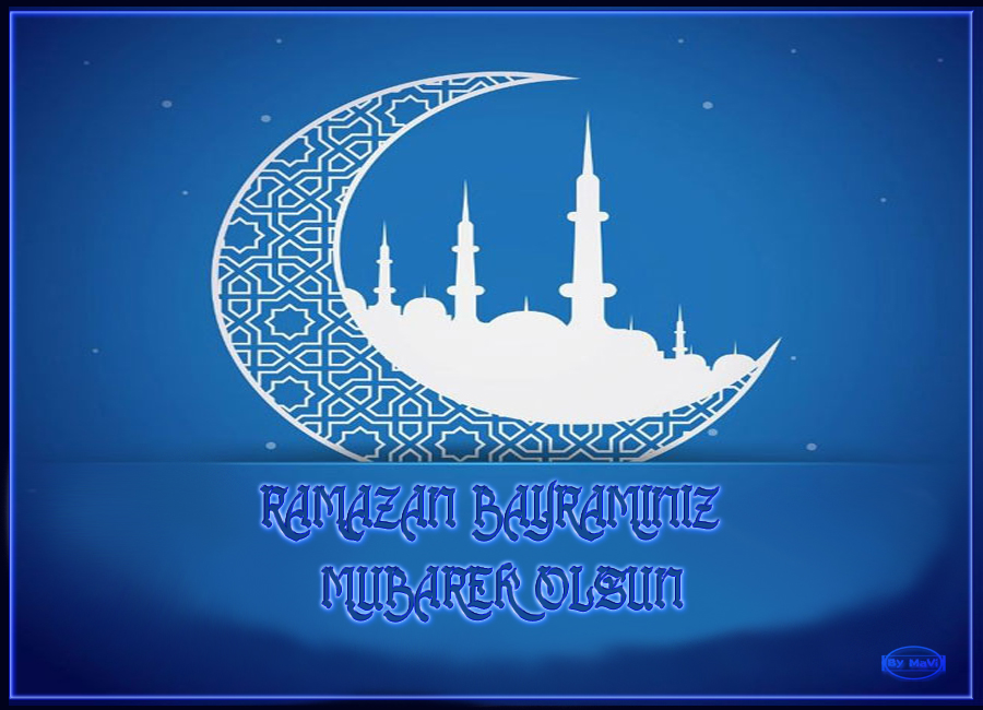 Ramazan Bayramı Grafik E Kart 1