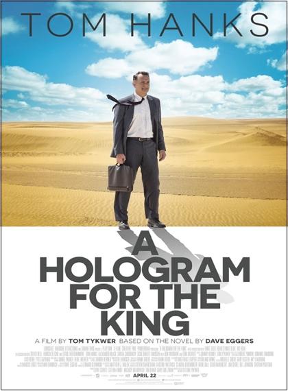 A Hologram for the King - Kral için Hologram (2015) - türkçe dublaj film indir