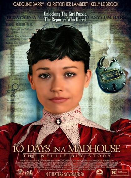 Tımarhanede 10 Gün - 10 Days in a Madhouse (2015) - türkçe dublaj film indir