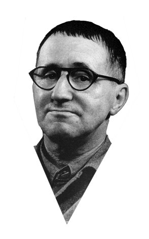 the early life and influences of eugen berthold friedrich brecht A controversial pacifist eugen berthold brecht—he later dropped the first name and changed his father, friedrich berthold brecht bertolt brecht and.