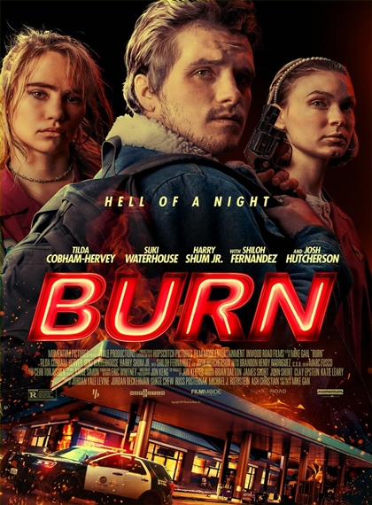 Cehennem Gecesi   Burn   2019   1080p   Bluray   X264   Türkçe Dublaj  Tek Link