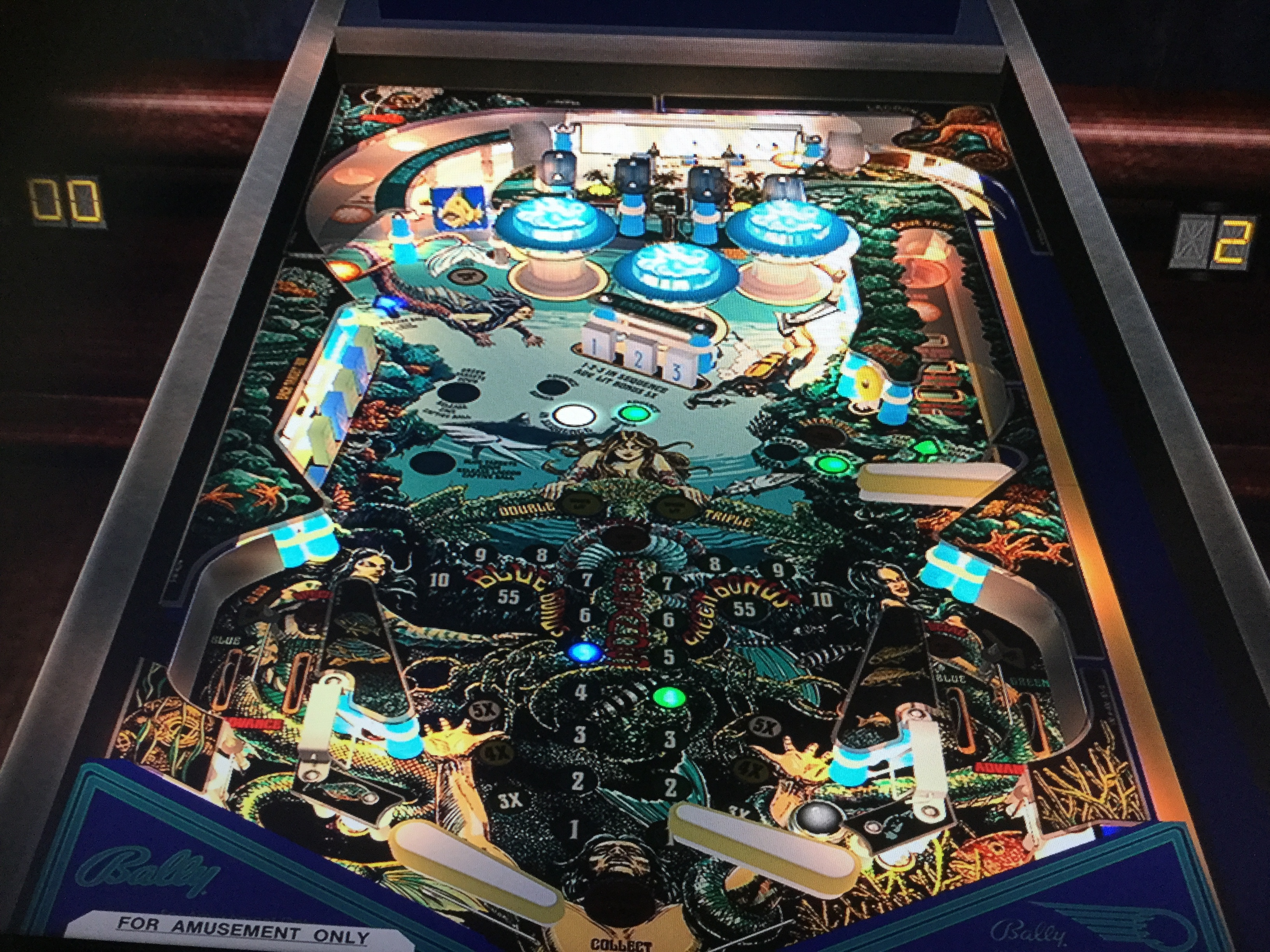 All Williams/Bally pinball machines unavailable in Pinball Arcade