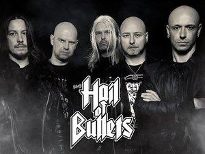 Hail of Bullets photo