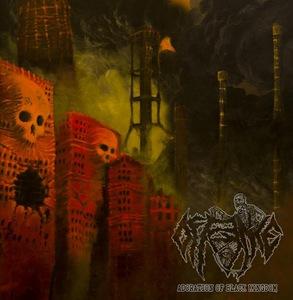 Offence - Adoration Of Black Kingdom (2016)