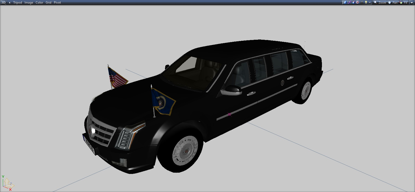WIP]The president\'s Beast is coming... - Vehicle Modification ...
