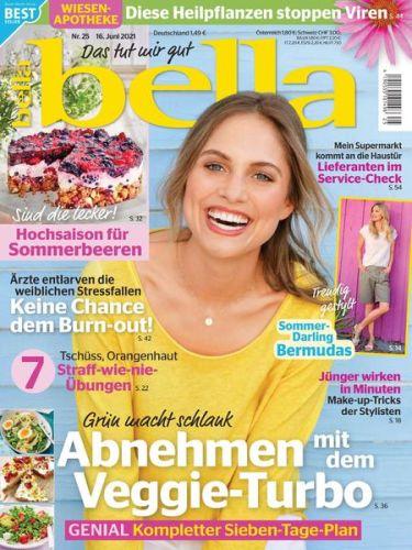 Cover: Bella Frauenmagazin No 05 vom 16  Juni 2021
