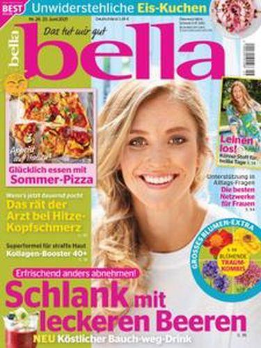 Cover: Bella Frauenmagazin No 26 vom  23  Juni 2021