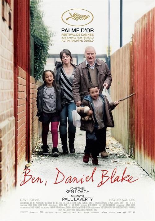 Ben Daniel Blake Film indir