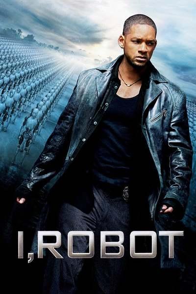 Ben Robot I Robot Türkçe Dublaj izle