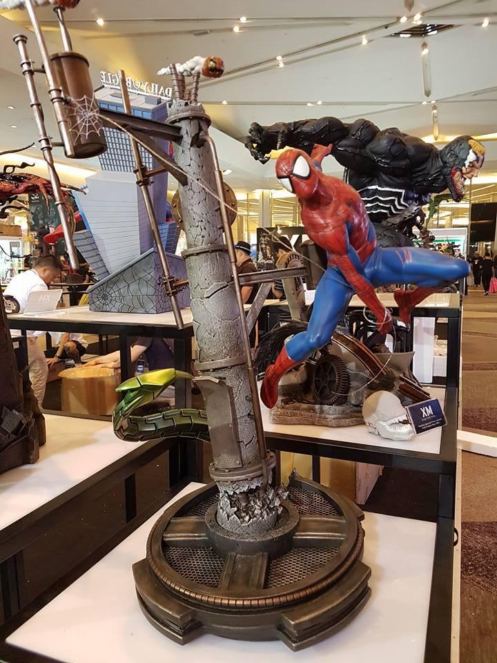Premium Collectibles : Spiderman** Benang9j7jdd