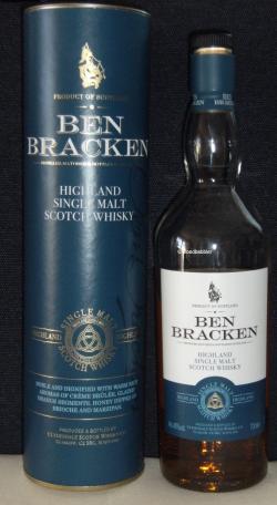 Ben Bracken Highland (2017) Flasche