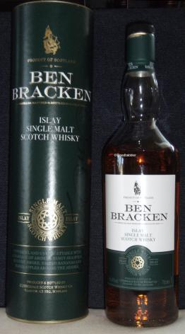 Ben Bracken Islay (2017) Flasche
