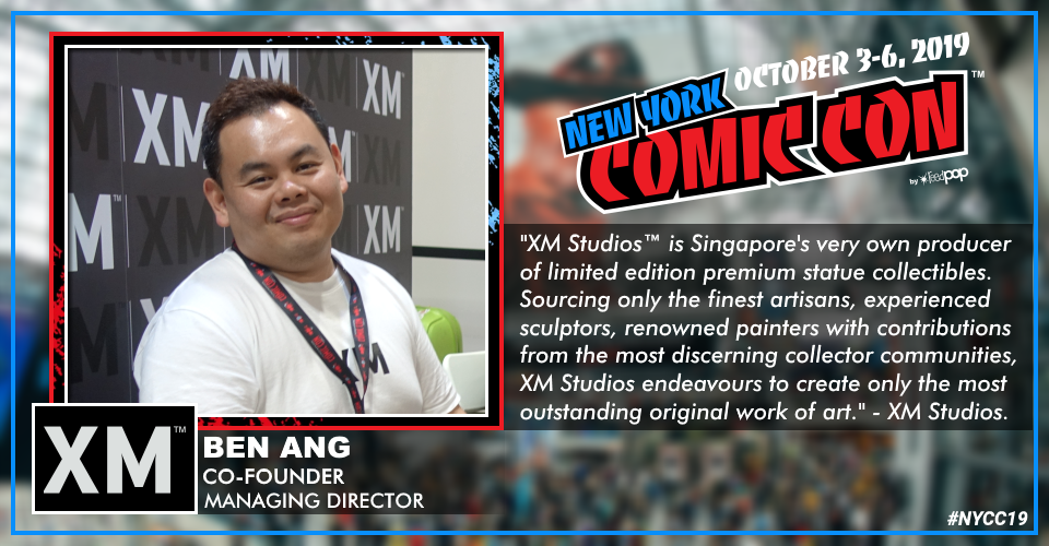 XM Studios: Coverage New York Comic Con 2019 - October 3rd to 6th  Bennyccdaje0