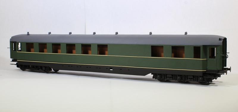 [H0] Wagen 820-601 der VES/M  Halle(S) Bericht433aacm