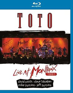 Toto - Live In Montreux 1991 (2016) [BDRip 720p]