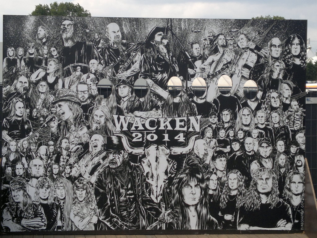 jobs wacken open air