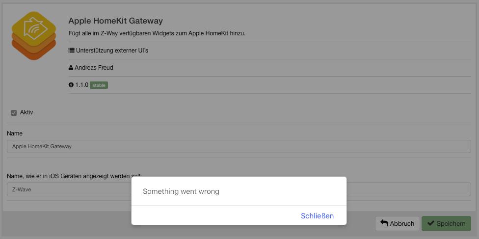 HomeKit Gateway