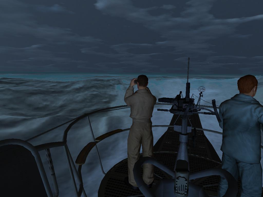 laschen durch schiffsbesatzung