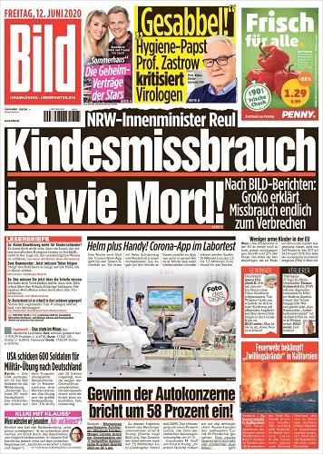 Bildzeitung Archiv