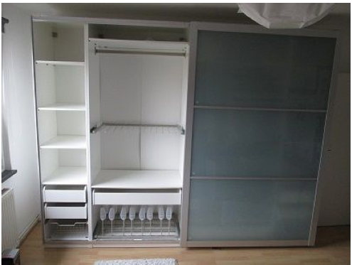 ikea pax schiebet ren schwarz. Black Bedroom Furniture Sets. Home Design Ideas