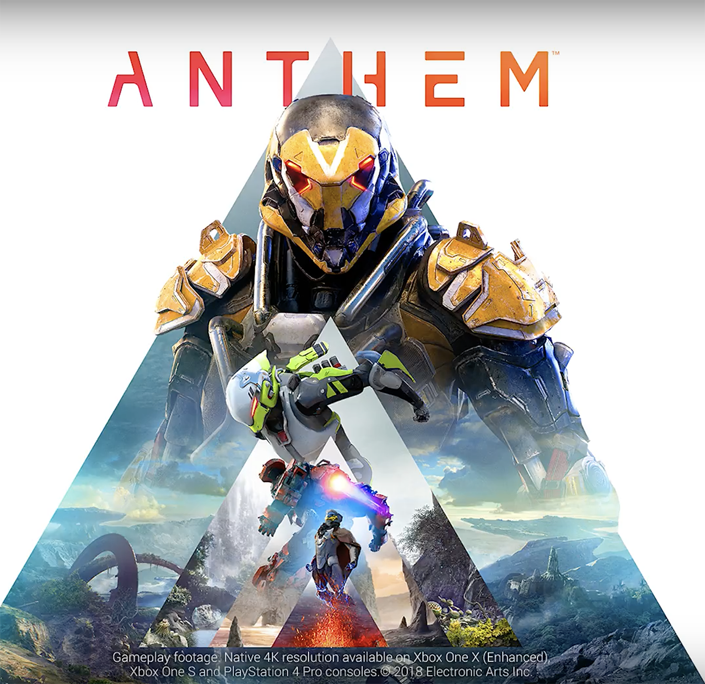 Anthem To Run At Native 4k Resolution On Xbox One X Xbox One S And Ps4 Pro Resetera