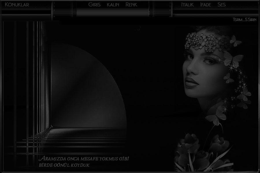 Flatcast radyo bayan_ tema_ Birde gönül koyduk _  siyah-beyaz