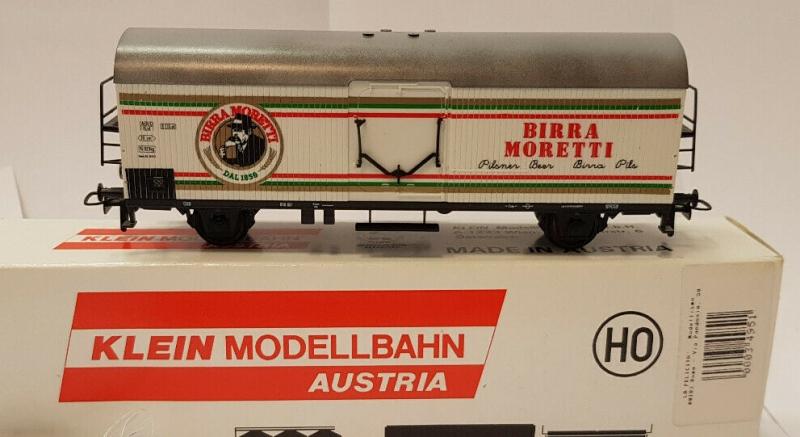 "KBM Bierwagen ""Moretti"" Birramoretti52jjg"