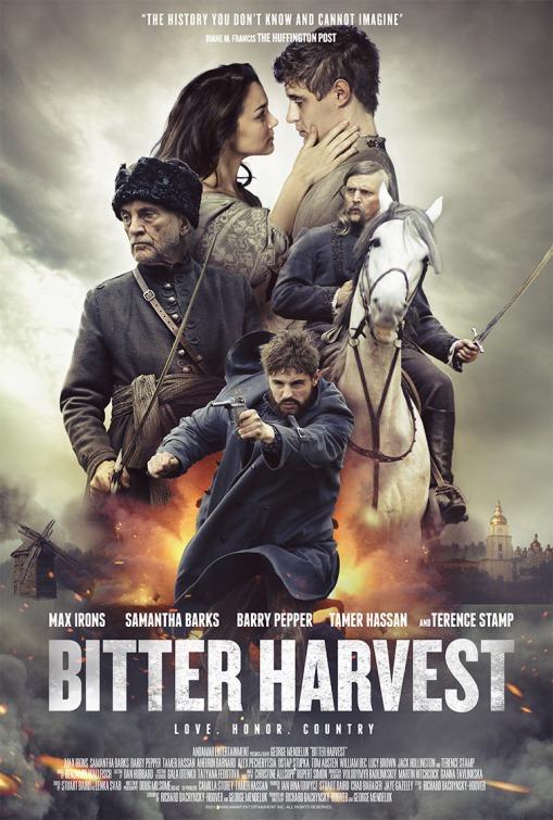 Acı Hasat – Bitter Harvest (2017) Film İndir