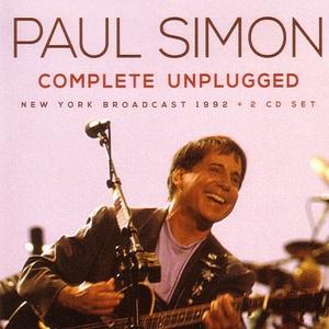 Paul Simon - Complete Unplugged (New York Brocadcast 1992) (2CD) (2017)