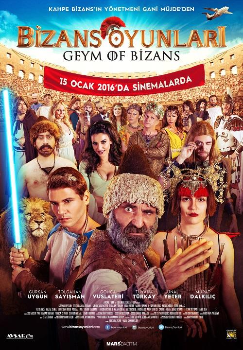 Bizans oyunları Film indir