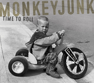 MonkeyJunk - Time to Roll (2016)