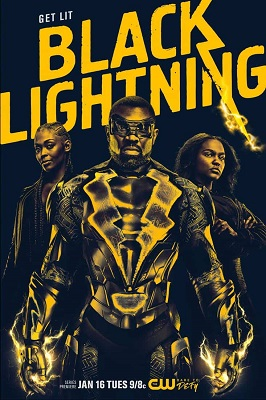 Black Lightning - Stagione 1 (2018) (Completa) DLMux ITA ENG MP3 Avi