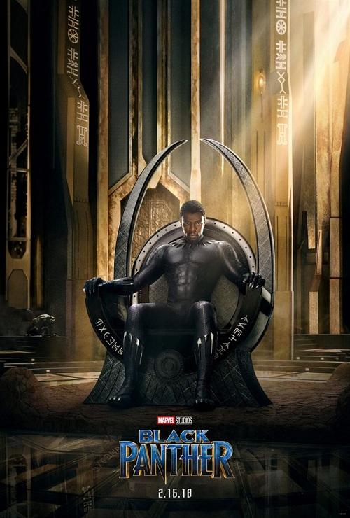 Black Panther Film indir
