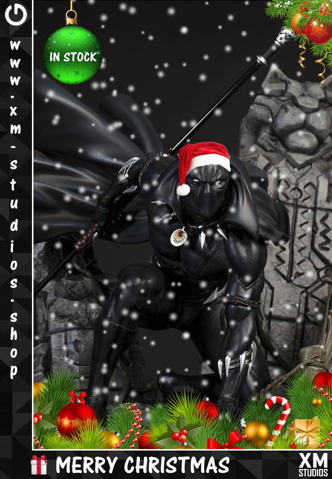XM Studios: Europe Christmas Special - 2017 Blackpanthernewhqs8v