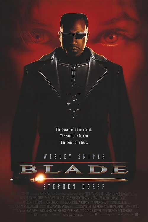 Bıçağın İki Yüzü (1998), Blade 2 (2002) ve Blade 3: Trinity (2004 Tek link film indir