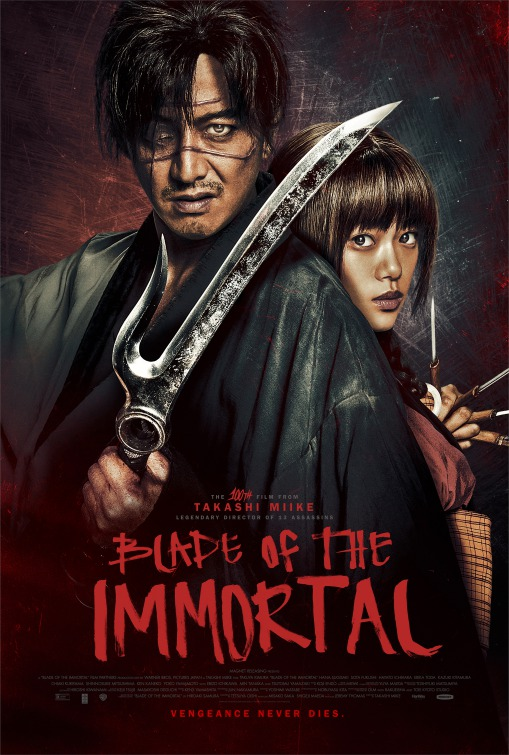 Blade of the Immortal Film indir