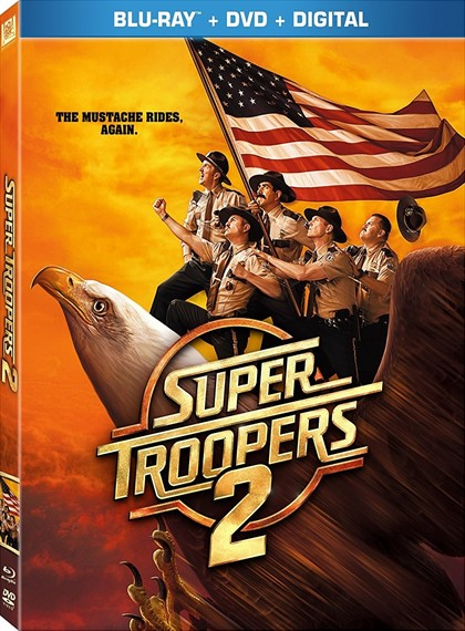 Süper Polisler 2 - Super Troopers 2 - 2018 - BluRay 1080p DuaL (TR-EN)