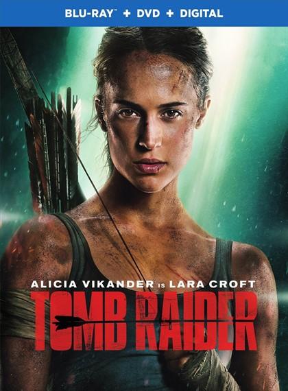Tomb Raider - 2018 ( 1080p BluRay DUAL ) TR/ENG