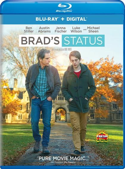 Brad'in Durumu Karmaşık - Brad's Status 2017 1080p DUAL BluRay