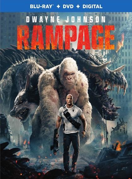 Büyük Yıkım - Rampage - 2018 - BluRay 1080p DuaL (TR-EN)
