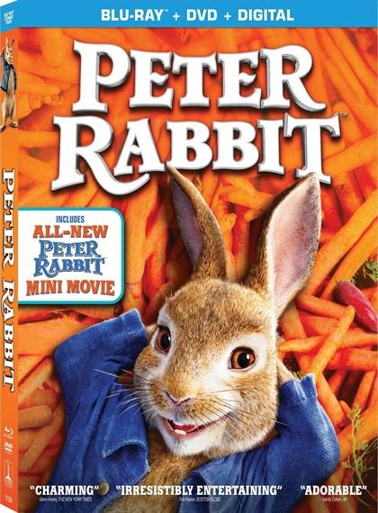 Tavşan Peter - Peter Rabbit - 2018 - BluRay 1080p -  DuaL (TR-EN)