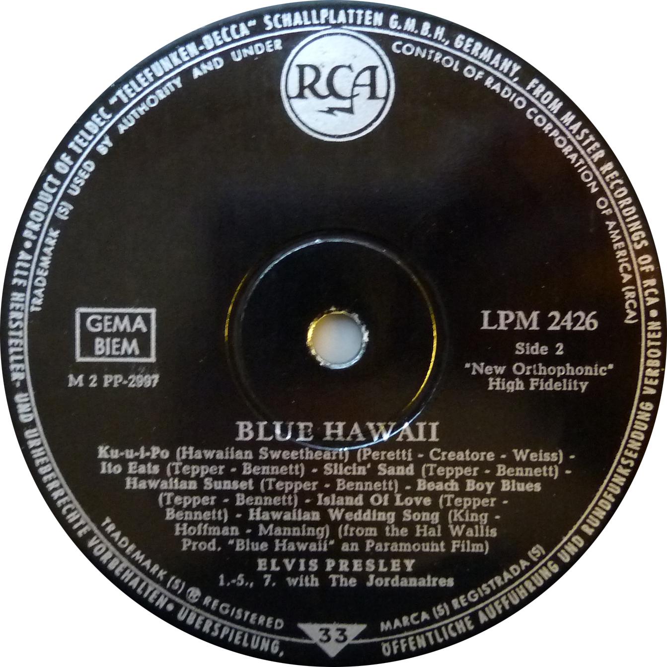 BLUE HAWAII Bluehawaii_1961_lpm_siikvw