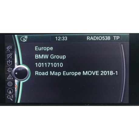 Bmw Navigation Update Usb Road Map Europe Move 2018 1 Gps