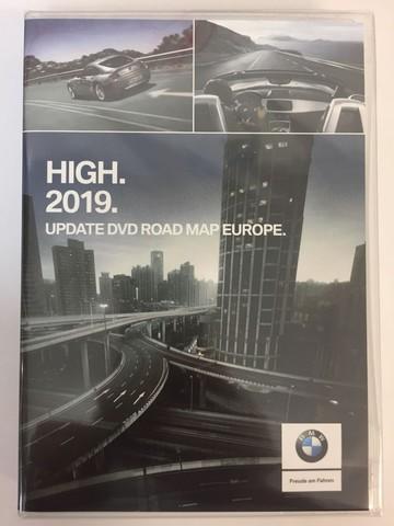 2019- BMW Navi Update High 2019 Road Map Europe - Nachtfalke Reloaded