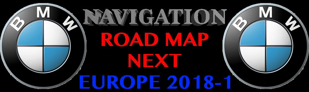 bmw navigation update usb road map europe next 2018 1. Black Bedroom Furniture Sets. Home Design Ideas