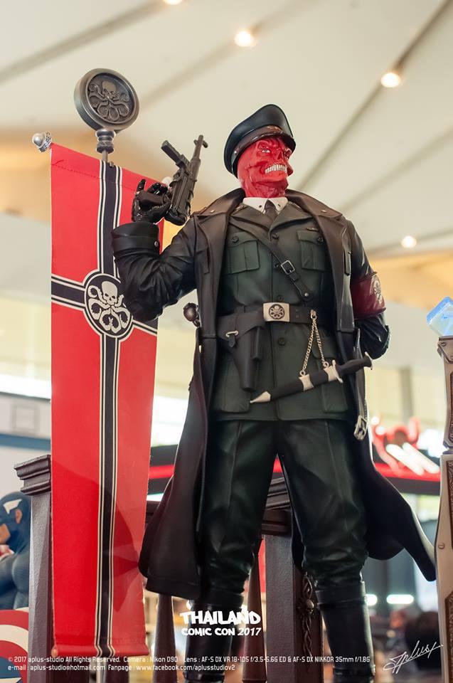Premium Collectibles : Red Skull Bnhpi2fu4s