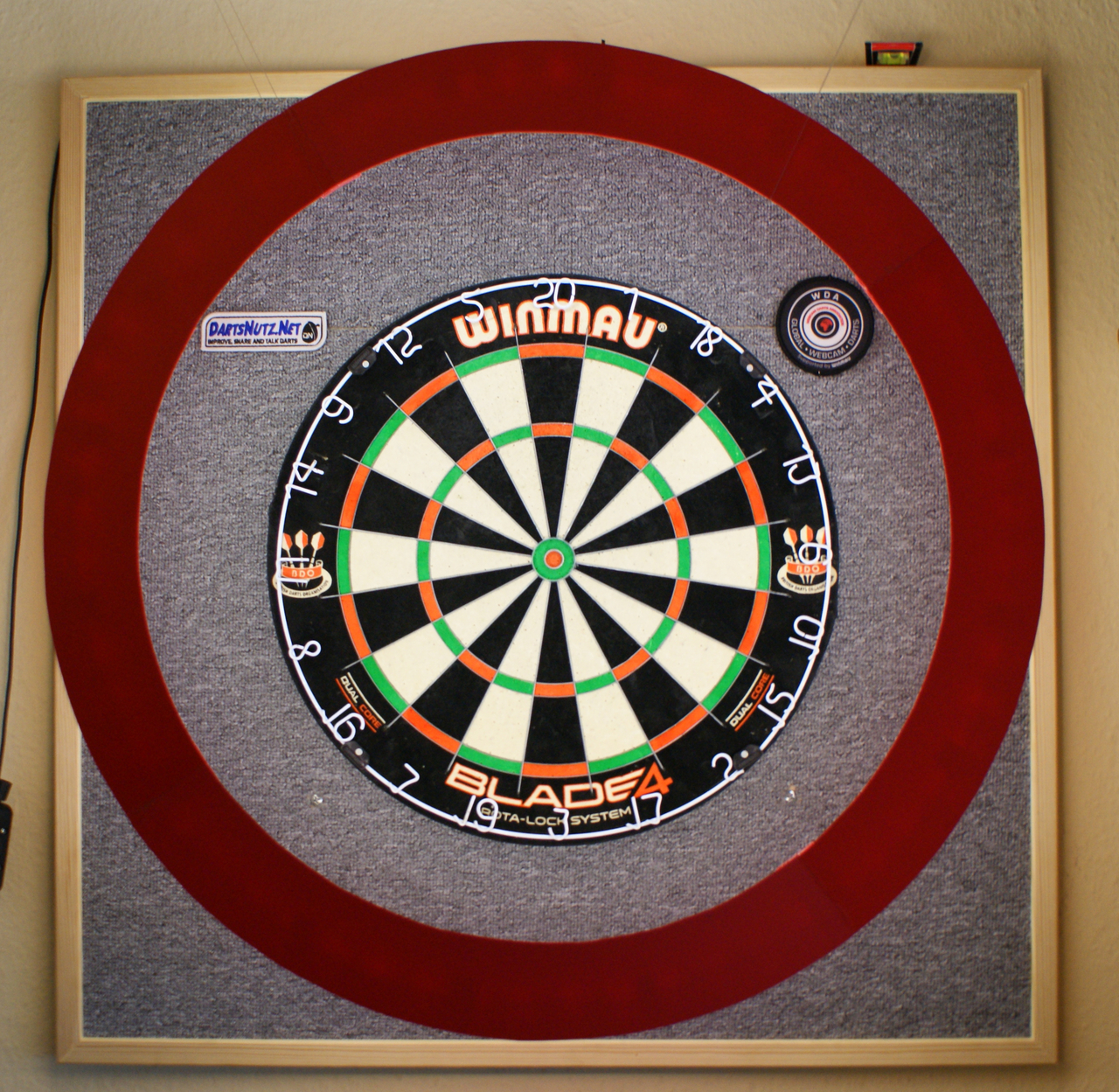 Dart Board Cork Background Round Designs Adorable