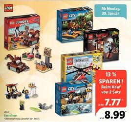 Lidl Kleine Lego Sets Für 899 Euro Oder 2 Packungen Für Je 777