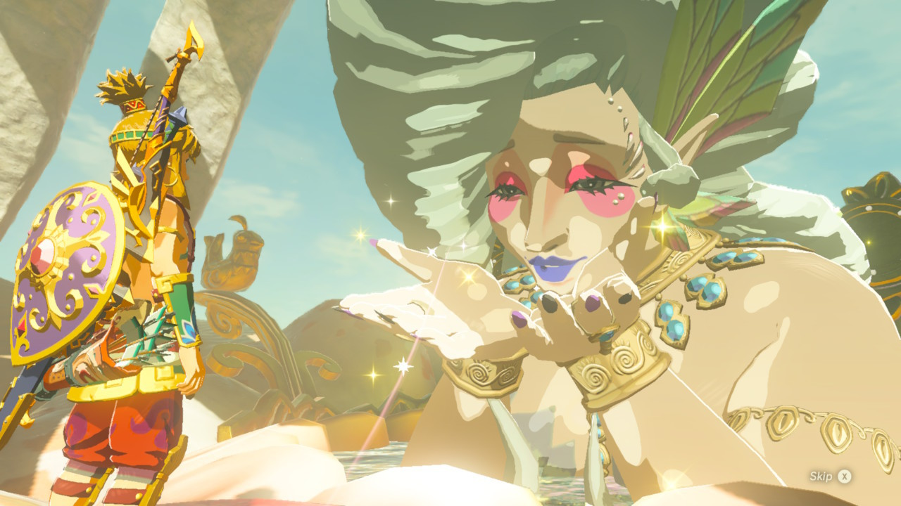 Botw Does A Great Job With Diversity Especially Gerudo